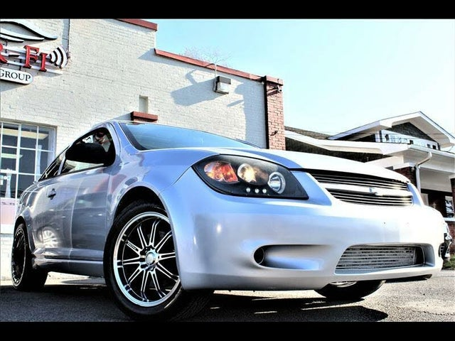2006 Chevrolet Cobalt SS Supercharged Coupe FWD