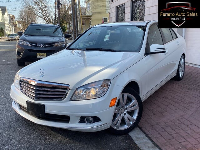 2010 Mercedes-Benz C-Class C 300 Luxury 4MATIC
