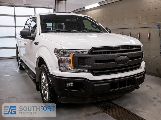 2018 Ford F-150 XLT SuperCrew 4WD
