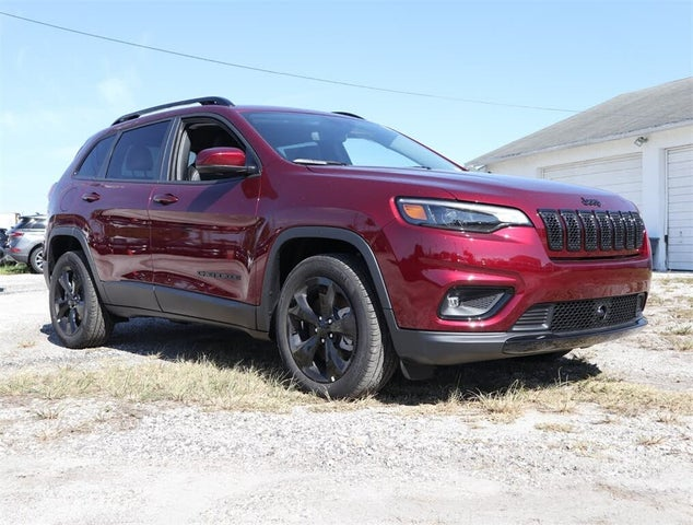 2021 Jeep Cherokee Latitude Plus FWD