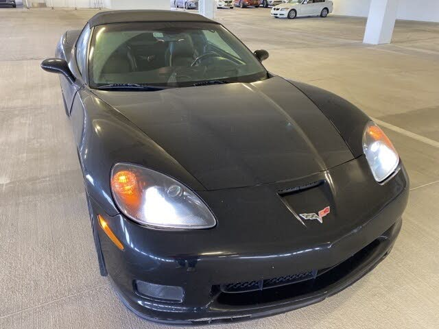 Used Chevrolet Corvette Convertible Rwd For Sale Right Now Cargurus
