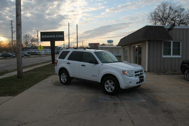 2009 Ford Escape Hybrid Limited AWD