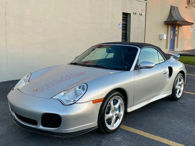 2004 Porsche 911 Turbo Convertible AWD