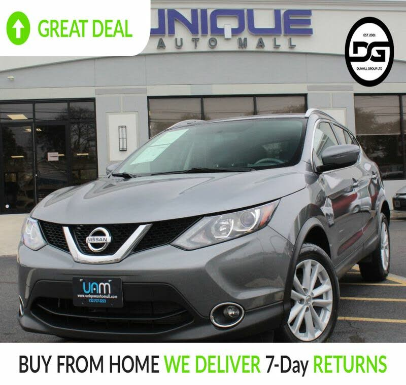 Used Nissan Rogue Sport For Sale Right Now Cargurus
