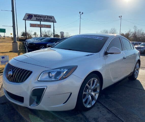 2013 Buick Regal GS Sedan FWD