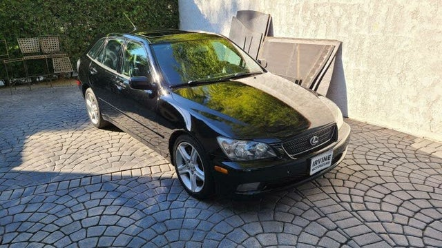 2004 Lexus IS 300 SportCross Wagon RWD