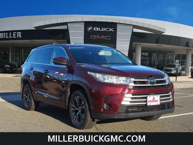2017 Toyota Highlander LE Plus AWD
