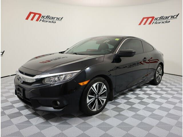 2017 Honda Civic Coupe EX-T with Honda Sensing