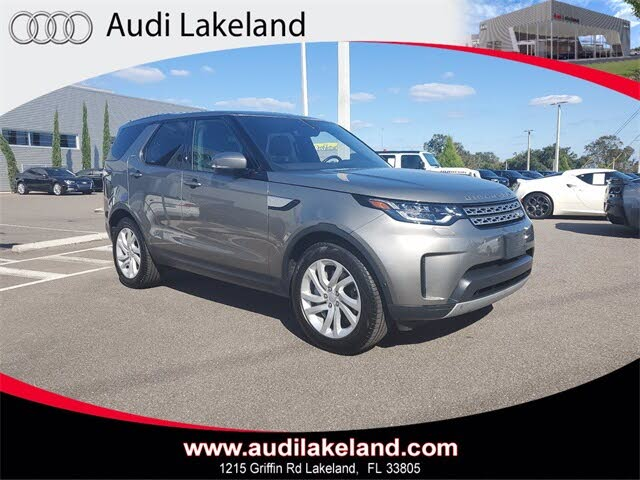 2020 Land Rover Discovery V6 HSE AWD