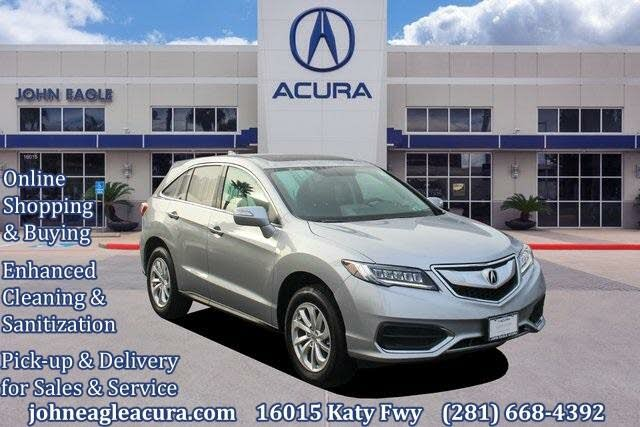2018 Acura RDX FWD with AcuraWatch Plus Package