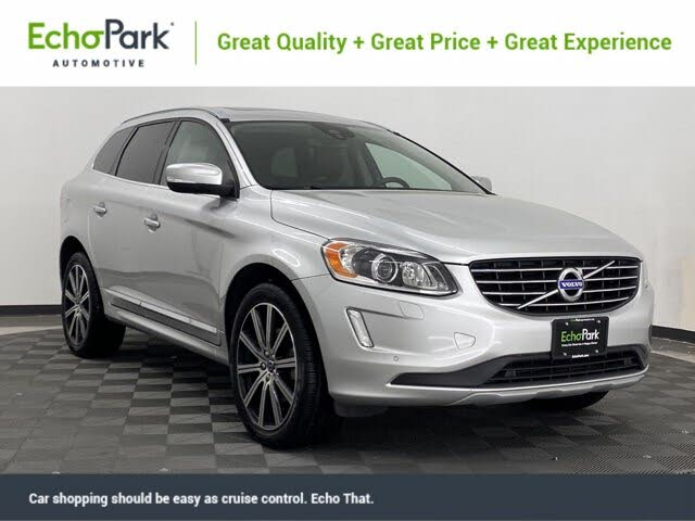 2017 Volvo XC60 T6 Inscription AWD