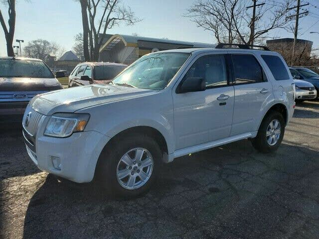 2010 Mercury Mariner Base 4WD