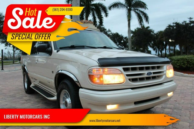 1997 Ford Explorer 4 Dr Limited AWD SUV