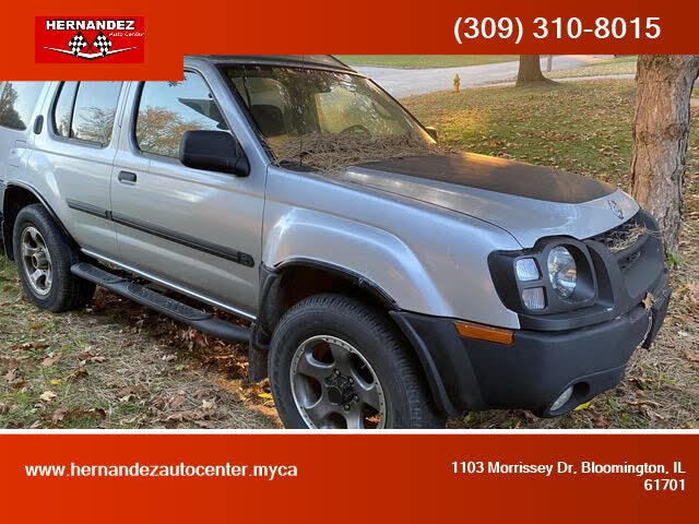 2003 Nissan Xterra SE Supercharged 4WD