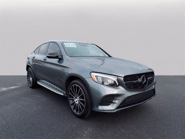 2018 Mercedes-Benz GLC-Class GLC AMG 43 Coupe 4MATIC AWD