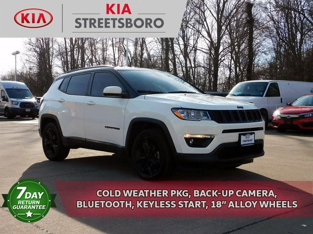 2018 Jeep Compass Altitude FWD