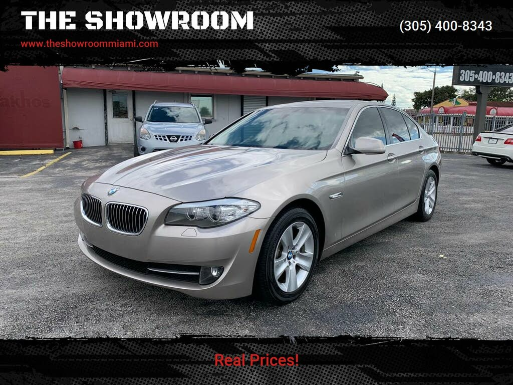 Used 2010 Bmw 5 Series For Sale Right Now Cargurus