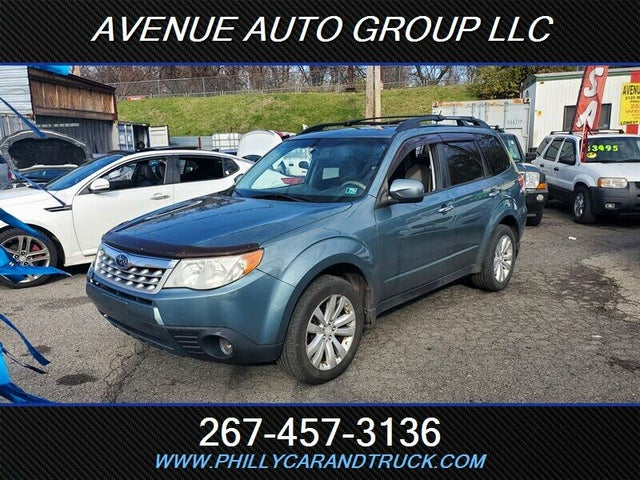 2011 Subaru Forester 2.5 X Limited