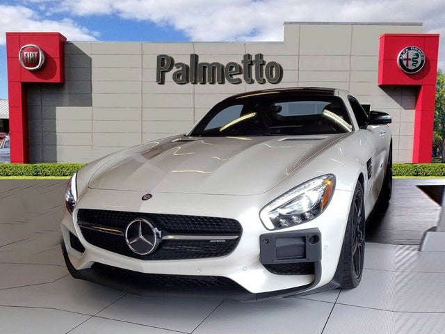 Used 2016 Mercedes Benz Amg Gt For Sale Online Cargurus