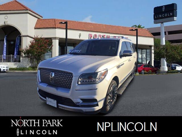 2018 Lincoln Navigator Black Label 4WD