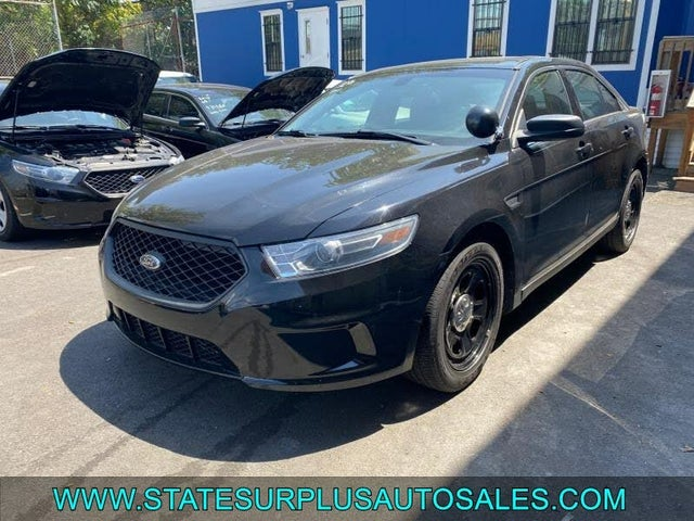 2016 Ford Taurus Police Interceptor