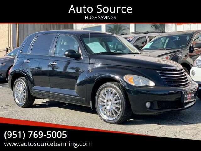 2007 Chrysler PT Cruiser GT Wagon FWD