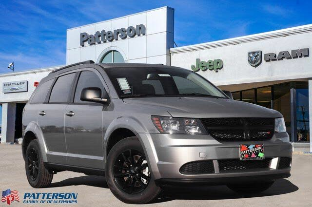 2020 Dodge Journey SE Value FWD
