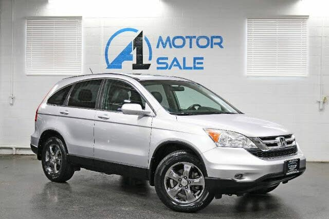 2010 Honda CR-V EX-L AWD with Navigation