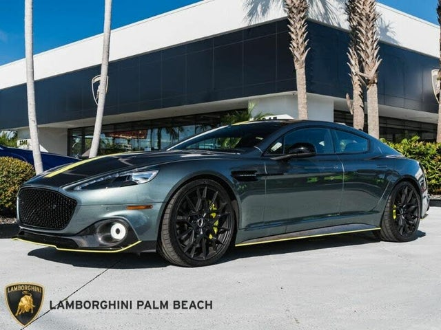 Used 2019 Aston Martin Rapide For Sale Right Now Cargurus