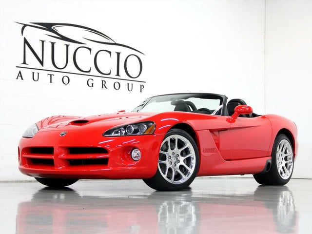 2003 Dodge Viper SRT10 Roadster RWD