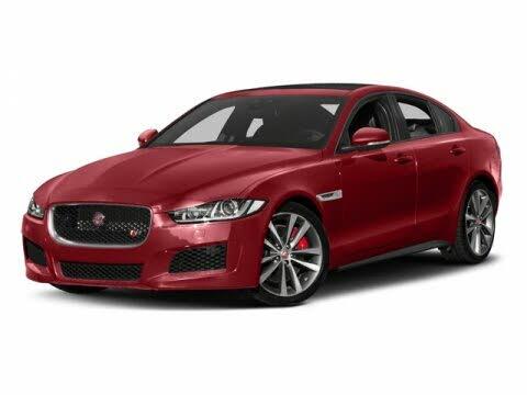 2018 Jaguar XE S RWD