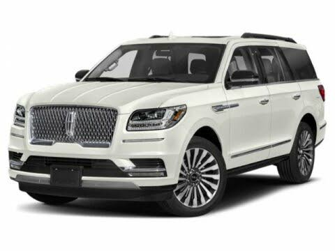 2019 Lincoln Navigator Select RWD