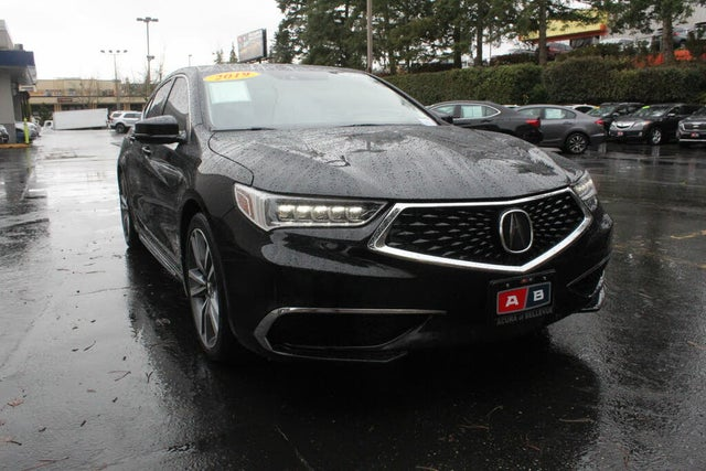 2019 Acura TLX V6 FWD with Technology Package