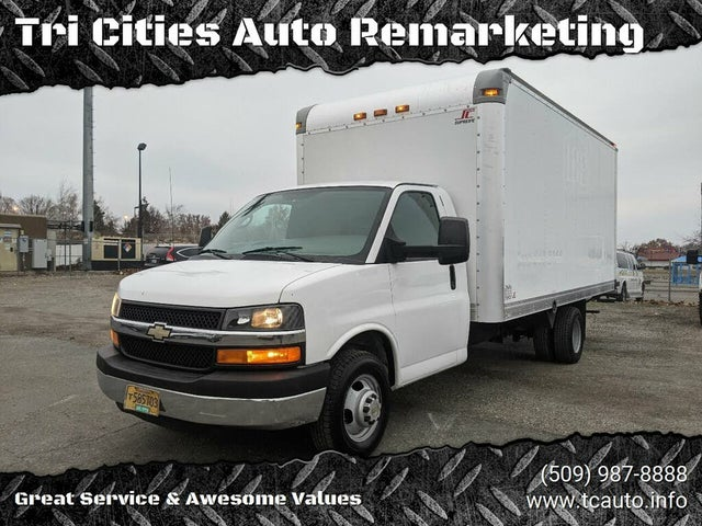 2013 Chevrolet Express 3500 Chassis