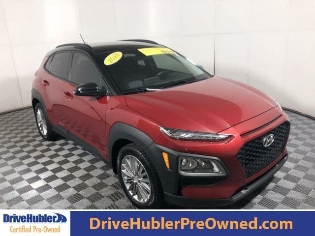 2018 Hyundai Kona SEL AWD with Contrast Roof