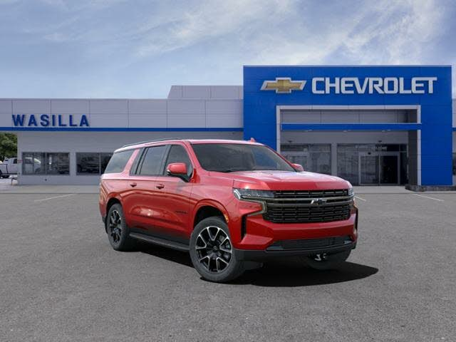 2021 Chevrolet Suburban RST 4WD