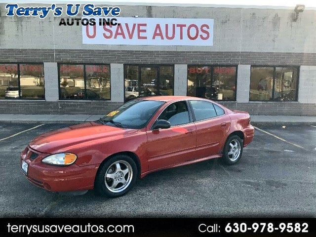 2004 Pontiac Grand Am SE2