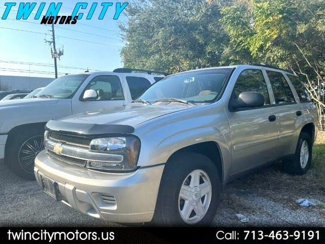 2008 Chevrolet Trailblazer LS Fleet RWD