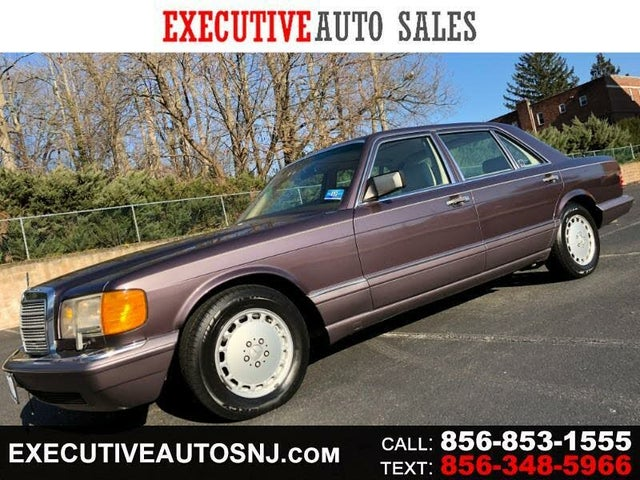 1991 Mercedes-Benz 300-Class 4 Dr 300SEL Sedan