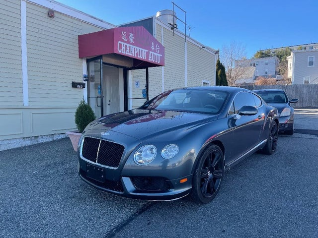 2013 Bentley Continental GT V8 AWD