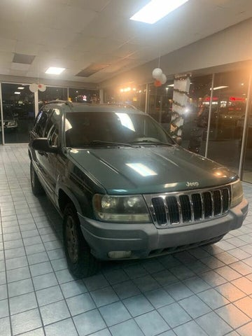 Used 2002 Jeep Grand Cherokee For Sale Right Now Cargurus