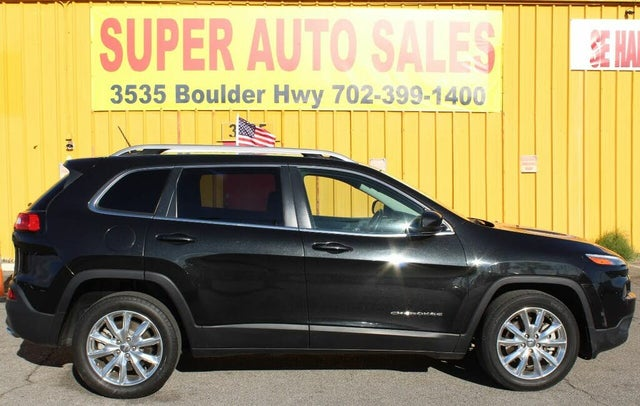 Used Jeep Cherokee For Sale In Las Vegas Nv Cargurus