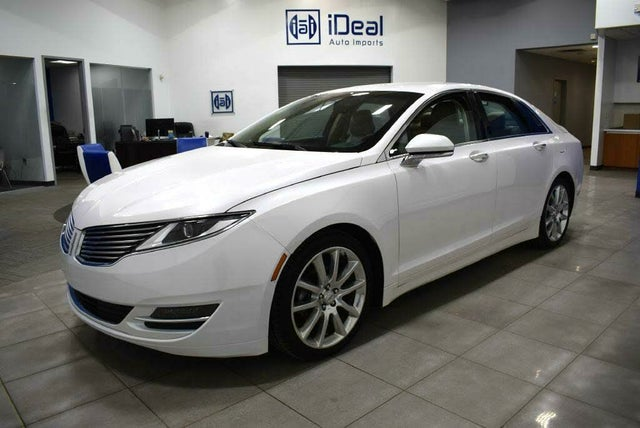Used 2016 Lincoln Mkz Hybrid Fwd For Sale With Photos Cargurus