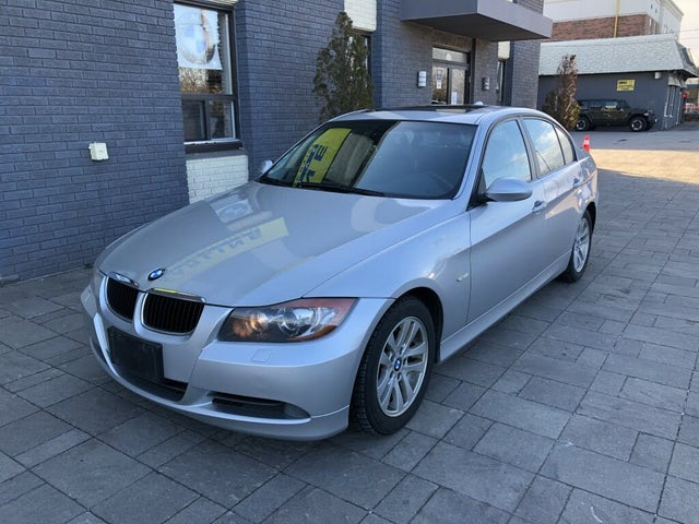 2007 BMW 3 Series 328xi Sedan AWD