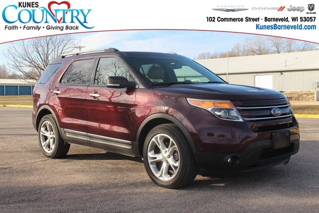 2011 Ford Explorer Limited 4WD