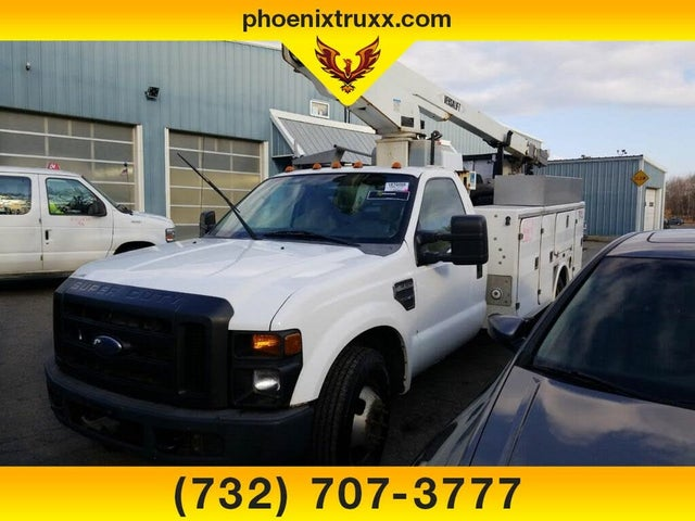 2008 Ford F-350 Super Duty XL DRW