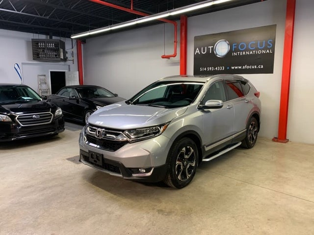 2018 Honda CR-V Touring AWD