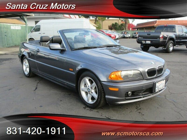 2003 BMW 3 Series 325Ci Convertible RWD