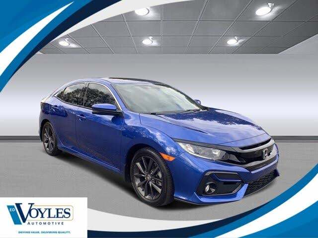 2020 Honda Civic Hatchback EX-L FWD