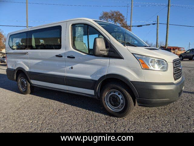 2015 Ford Transit Passenger 150 XL Low Roof RWD with Sliding Passenger-Side Door